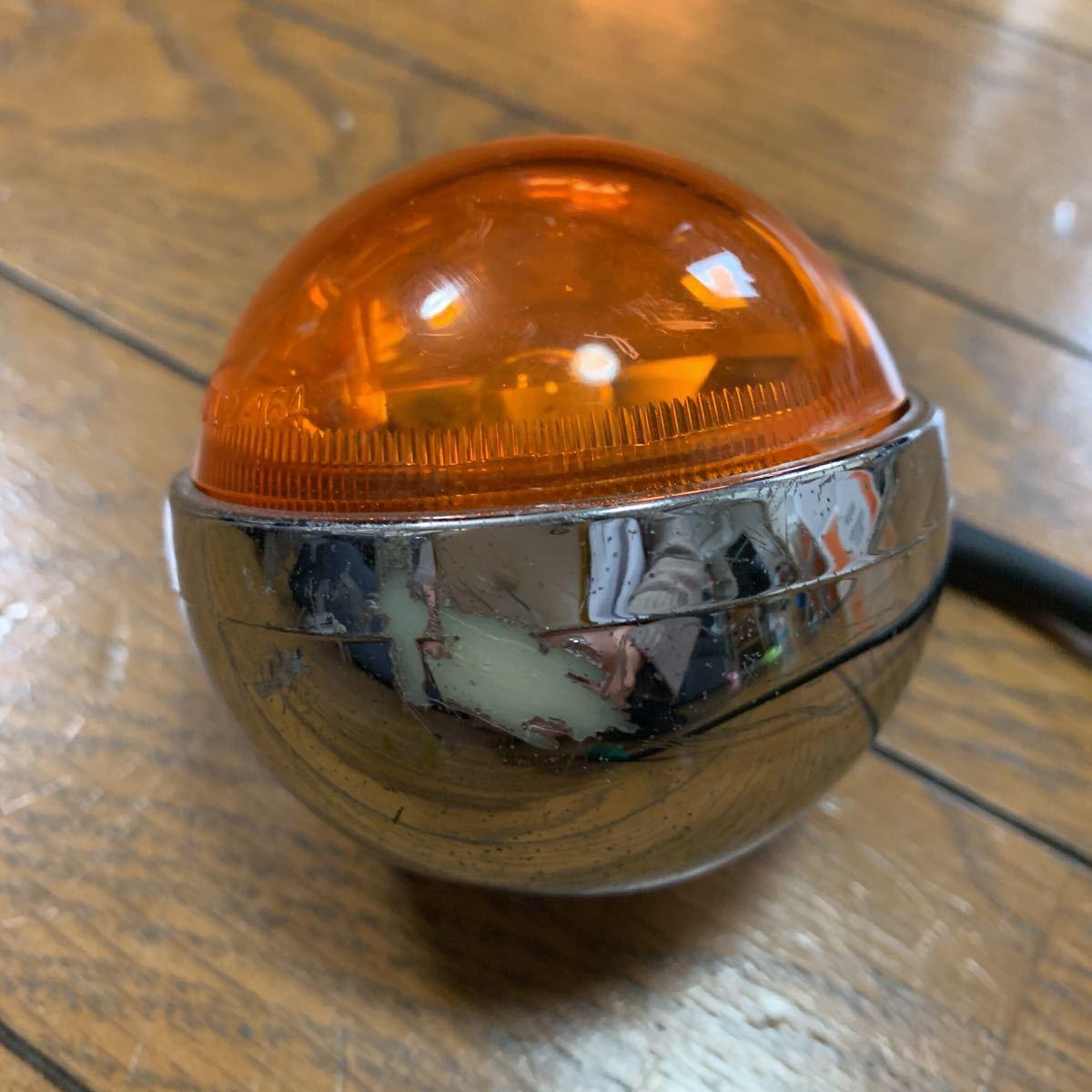 【送料無料】 ビーノ SA26J 純正品 リア ウインカー 右 点灯確認OK ヤマハ_画像2