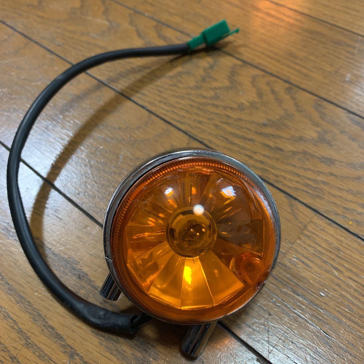 【送料無料】 ビーノ SA26J 純正品 リア ウインカー 右 点灯確認OK ヤマハ_画像1