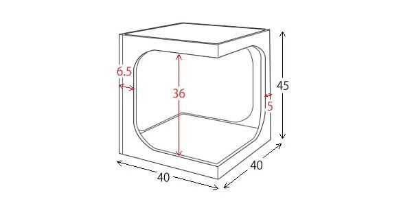 サイドテーブル (白) ソファサイド ナイトテーブル ガラス天板 モダン シンプル おしゃれ_画像6