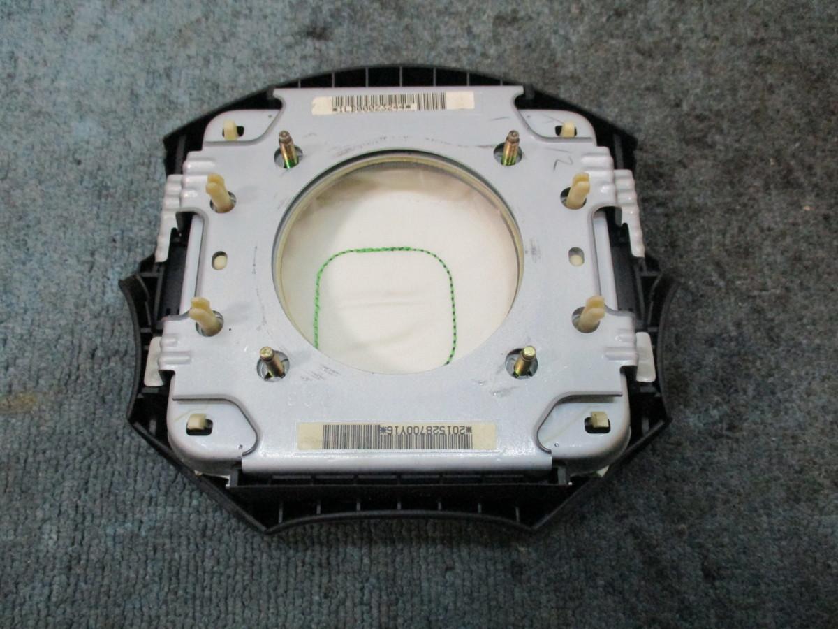 1-BE5 レガシー B4 RSKターボ H12/5 純正MOMOレザーハンドル_画像3