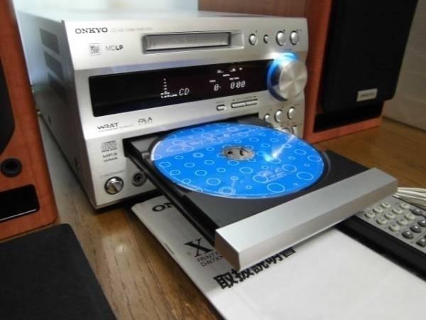 ONKYO X-N7XX ( FR-N7XX / D-N7XX ) CD/MD/USB/Tunerコンポ ★高音質MD最終機種★整備済みフルセット ◆