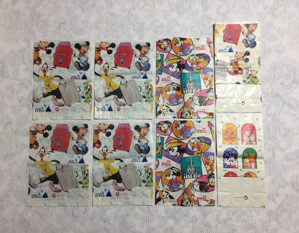 東京ディズニーリゾート 東京ディズニーランド 紙袋 ショッピングバッグ_画像2