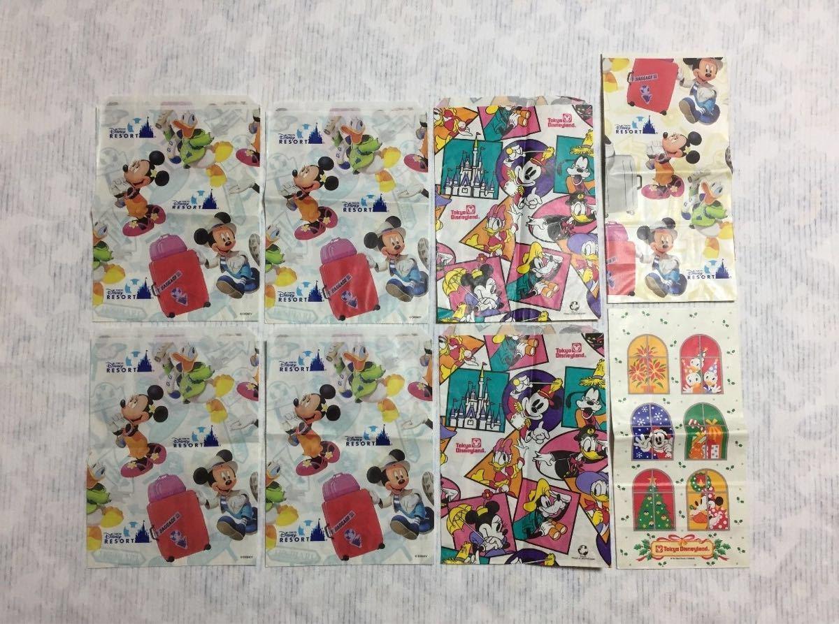 東京ディズニーリゾート 東京ディズニーランド 紙袋 ショッピングバッグ_画像1