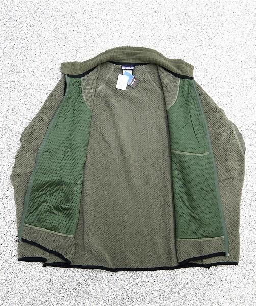 新品 XXL 米軍実物 patagonia 2006年 LEVEL3 R2 ジャケット スペシャル アルファグリーン MARS レベル3 PCU フリース ⑧_画像3