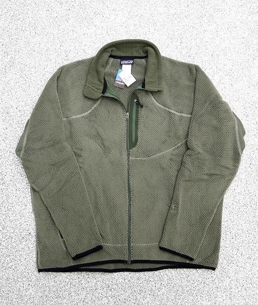 新品 XXL 米軍実物 patagonia 2006年 LEVEL3 R2 ジャケット スペシャル アルファグリーン MARS レベル3 PCU フリース ⑧_画像1