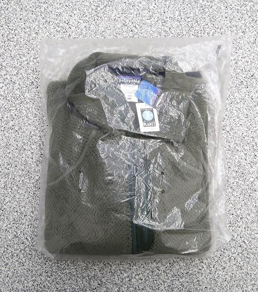 新品 XXL 米軍実物 patagonia 2006年 LEVEL3 R2 ジャケット スペシャル アルファグリーン MARS レベル3 PCU フリース ⑧_画像10