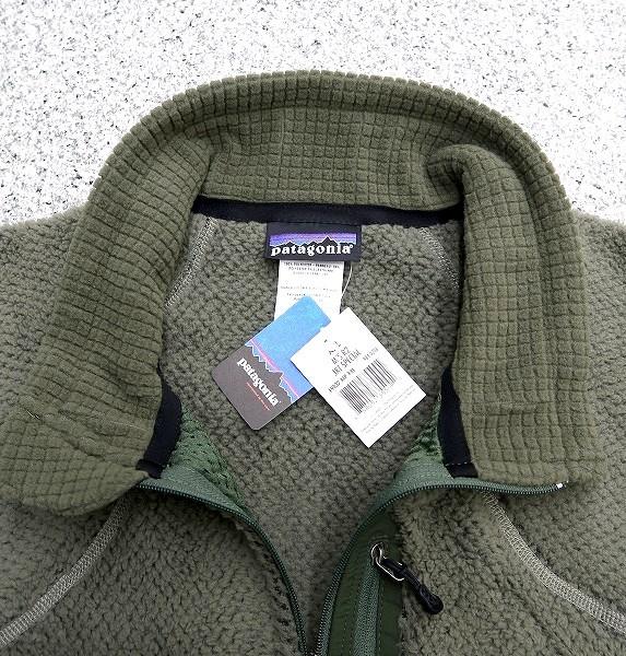 新品 XXL 米軍実物 patagonia 2006年 LEVEL3 R2 ジャケット スペシャル アルファグリーン MARS レベル3 PCU フリース ⑧_画像5