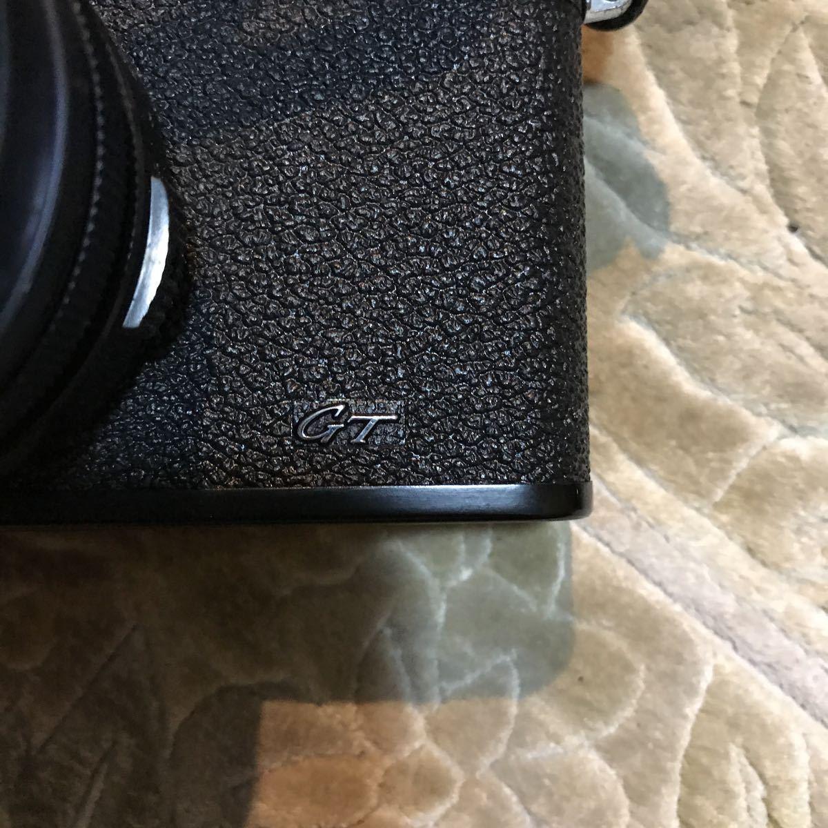 Yashica Electro 35 GT ブラック ヤシカ エレクトロ 35 レンジファインダー 一眼レフ フィルムカメラ_画像9