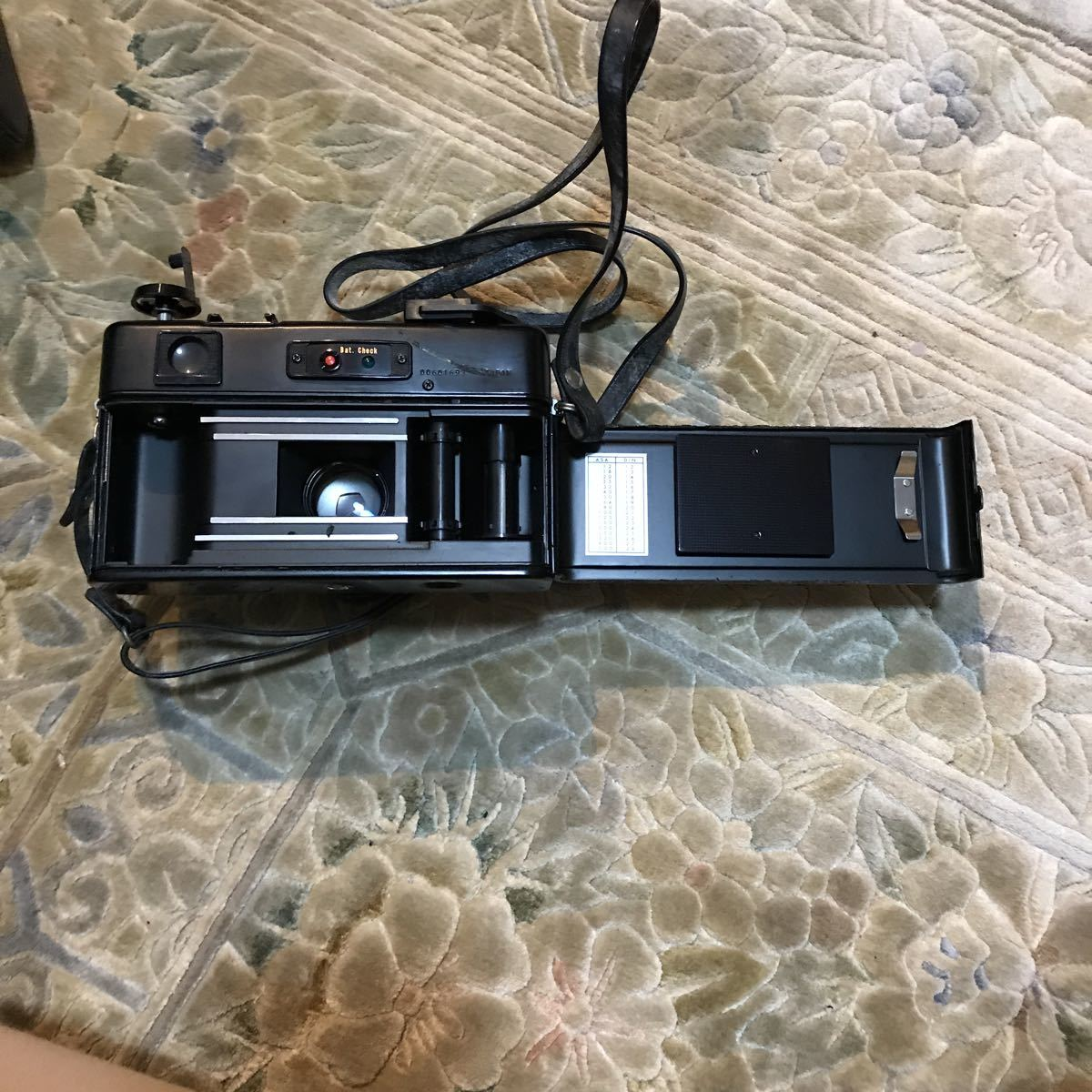 Yashica Electro 35 GT ブラック ヤシカ エレクトロ 35 レンジファインダー 一眼レフ フィルムカメラ_画像10