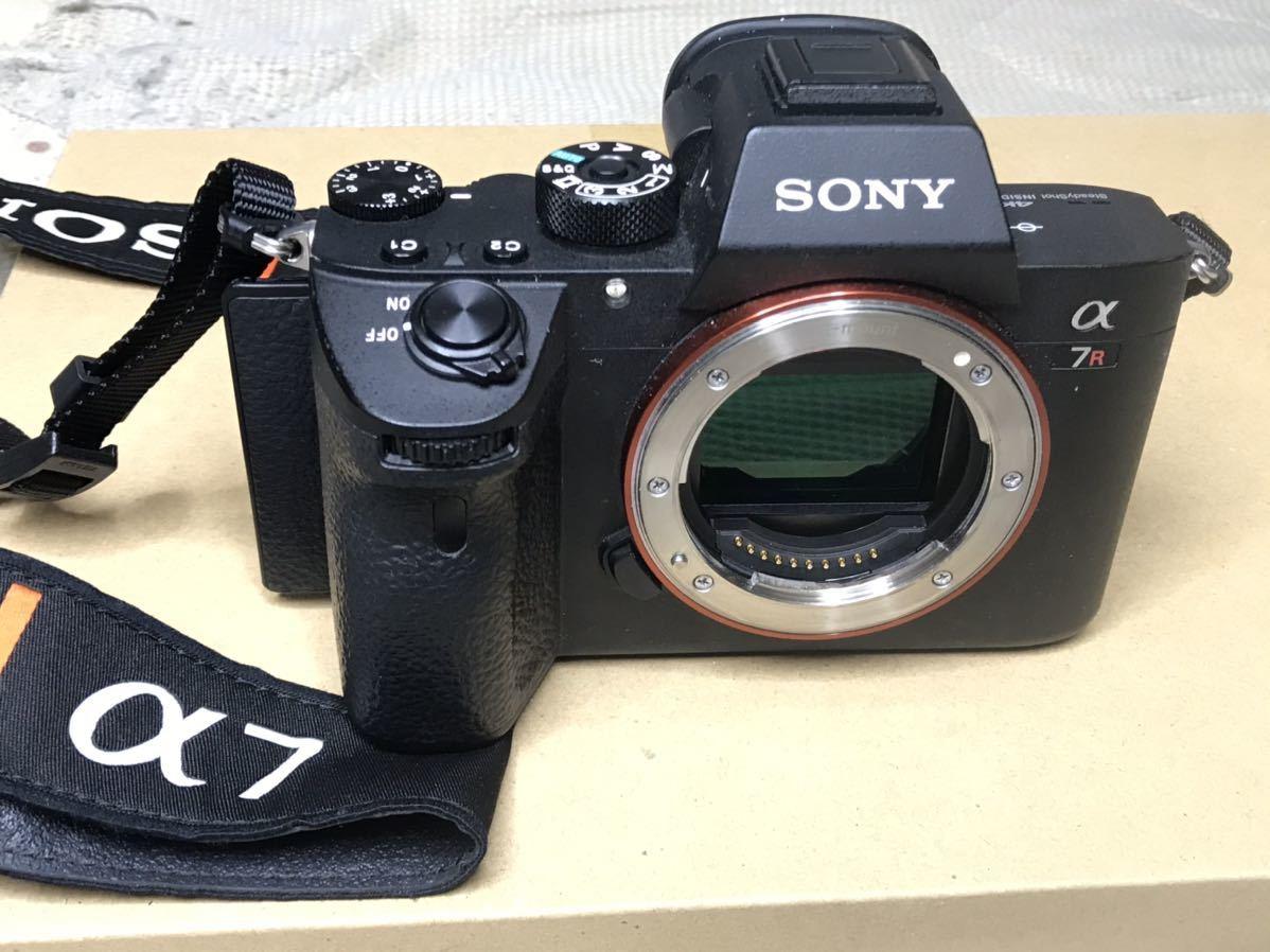 SONY ソニー ミラーレス一眼カメラ α7RIII ILCE-7RM3 ボディのみ