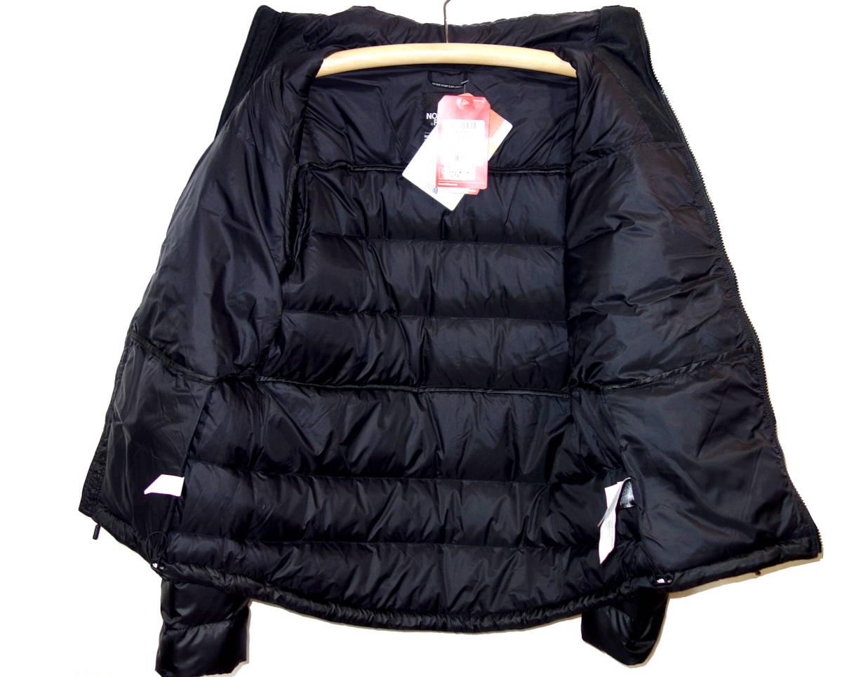買取キング■正規新品ノースフェイスPEAKFRNTRⅡダウンジャケット黒M/550FIL_画像5