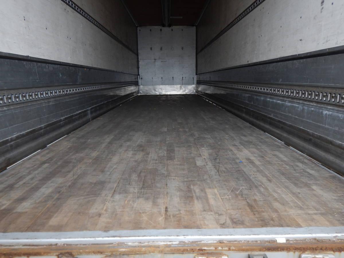 【CH15122】H25年 UDトラックス クオン アルミウィング ハイルーフ 総輪エアサス 4軸低床 実走60万km台 最大積載量10400kg 税込!_画像5