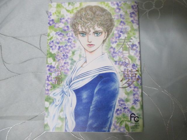 74■萩尾望都★『春の夢』_画像1