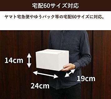 ボックスバンク ダンボール(段ボール箱)60サイズ 白 5枚セット 引越し・収納 FW08-0001_画像5