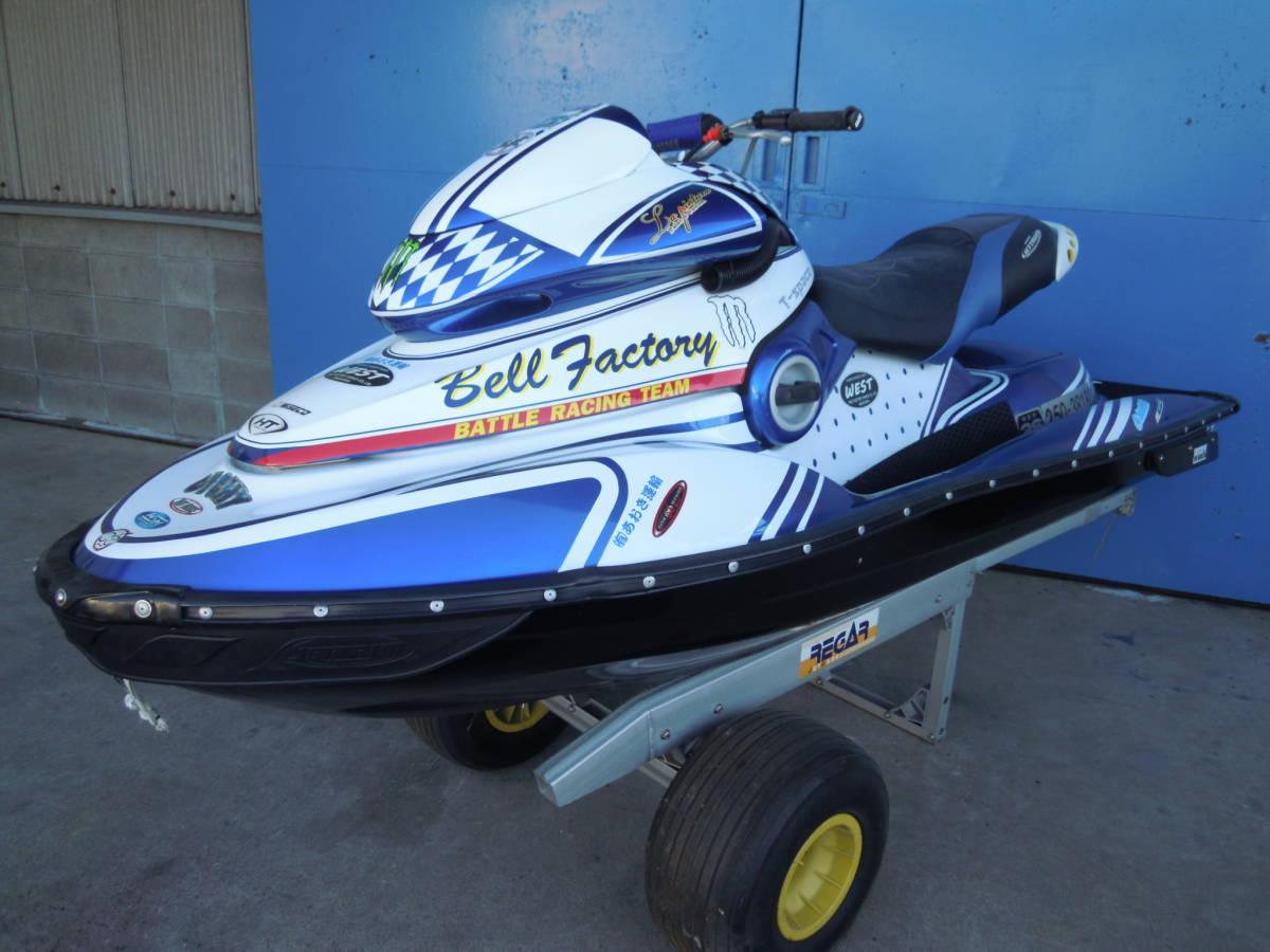 「SEA DOO シードゥ XP800 完全なレース艇 」の画像1