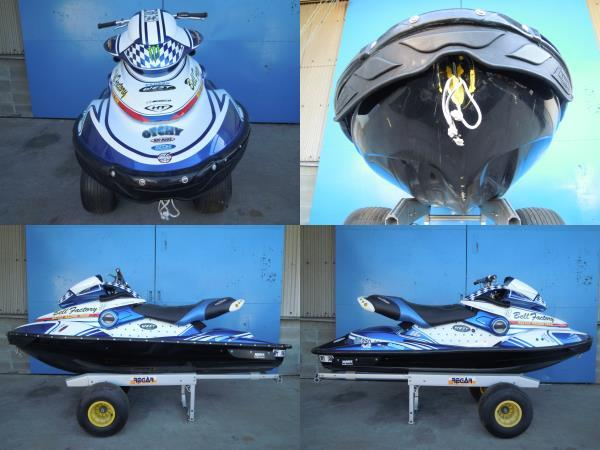 「SEA DOO シードゥ XP800 完全なレース艇 」の画像3