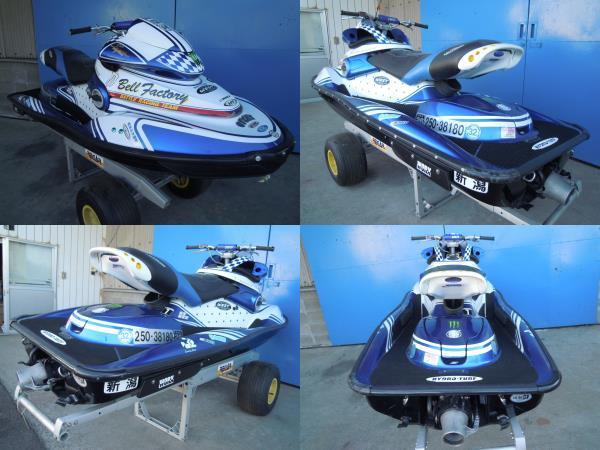 「SEA DOO シードゥ XP800 完全なレース艇 」の画像2