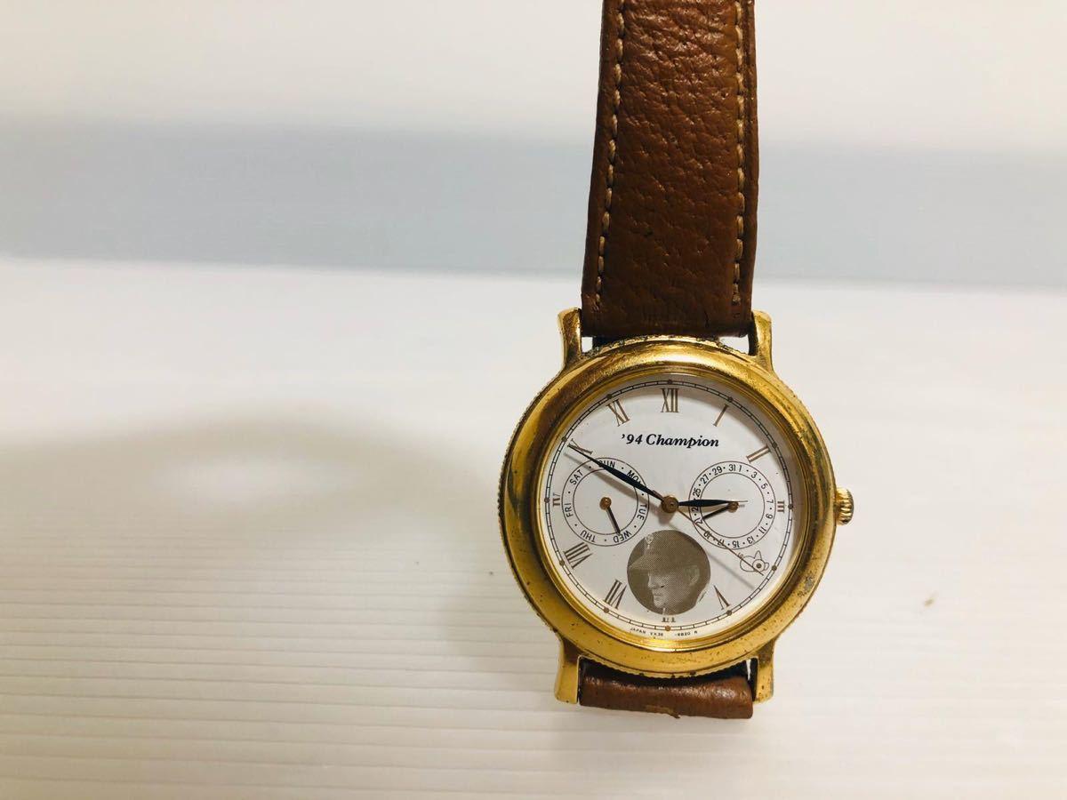 94 Champion: メンズ腕時計 、長嶋ジャイアンツ 日本一記念 94劇空間プロ野球 日本テレビ_画像1