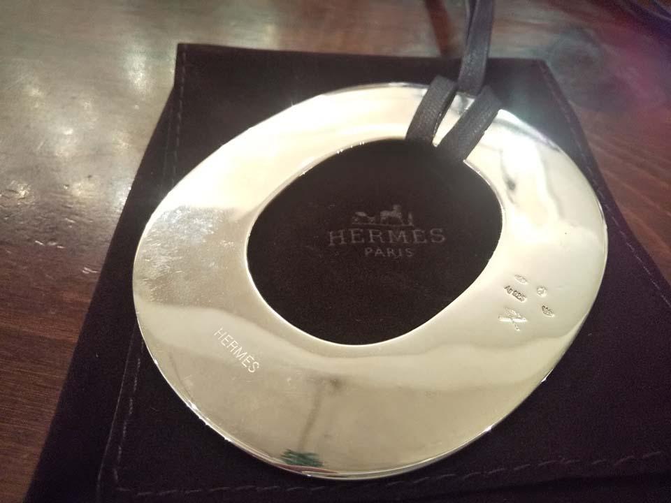 新品未使用 海外正規店購入 HERMES/エルメス トゥアレグ ネックレス チョーカー 入手困難_画像6