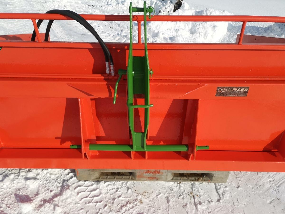 アトム農機 油圧バケット20F-1!除雪に!スノーブロワー トラクター 除雪機 除雪車 北海道札幌近郊より_画像2