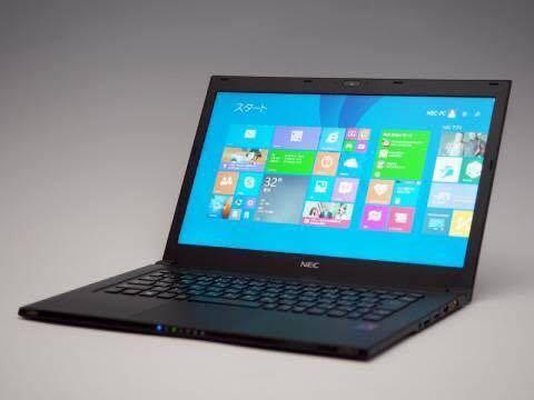 【美品】NEC LZ750 ,Core i7 3GHz, SSD,Win10 64bit 2019 updates,Office2016