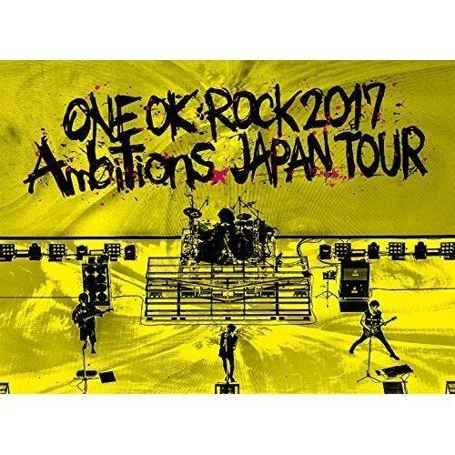 """新品 ONE OK ROCK LIVE DVD「ONE OK ROCK 2017 """"Ambitions"""" JAPAN TOUR」DVD ワンオクロック(4562256125112)_画像1"""