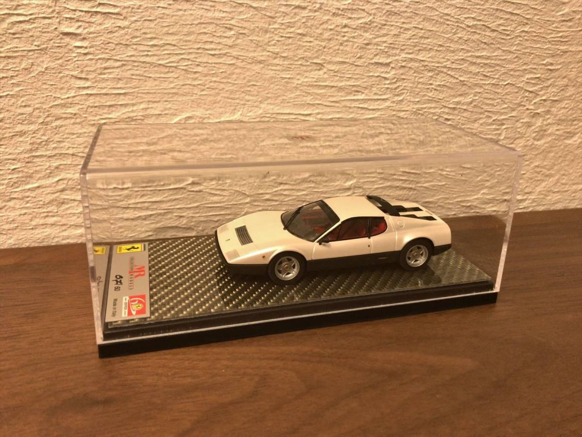 送料無料 1/43 MR COLLECTION Ferrari 60th 恐らく Ferrari 365 GT4/BB 1971