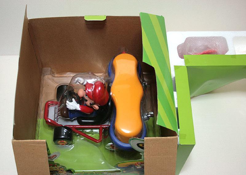 【1円スタート】2002年 マリオカート64 電話機 MARIO KART 64 Super Mario Kart Telephone【日本未発売】_画像10