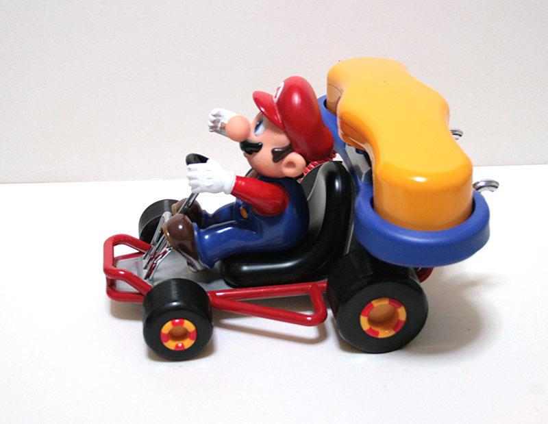 【1円スタート】2002年 マリオカート64 電話機 MARIO KART 64 Super Mario Kart Telephone【日本未発売】_画像2