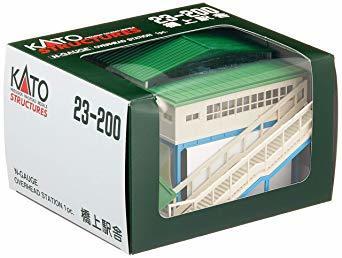 Vr325p ★△U FAKATO NゲージYU-IN橋上駅舎 23-200 鉄道模型用品_画像3