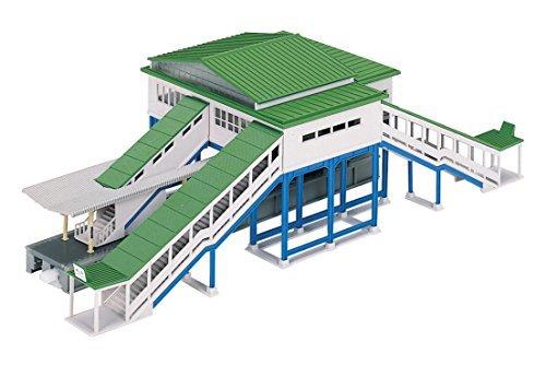 Vr325p ★△U FAKATO NゲージYU-IN橋上駅舎 23-200 鉄道模型用品_画像1