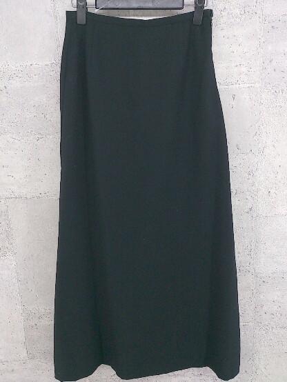 ◇ K.T ケーティー キヨコタカセ ロング スカート M ブラック * 1002798641617