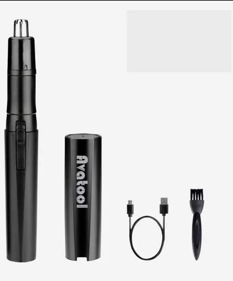 【ラスト1台】鼻毛カッター USB 充電式 男性 女性 メンズ 耳毛・鼻毛切り ひげそり眉毛・髭・シェーバー 内刃水洗い可能 掃除用ブラシ付き
