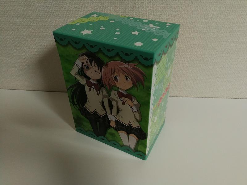 新品未開封 魔法少女まどか☆マギカ 初回限定版 DVD 全6巻セット オマケでアニメイト全巻購入特典BOX_画像2