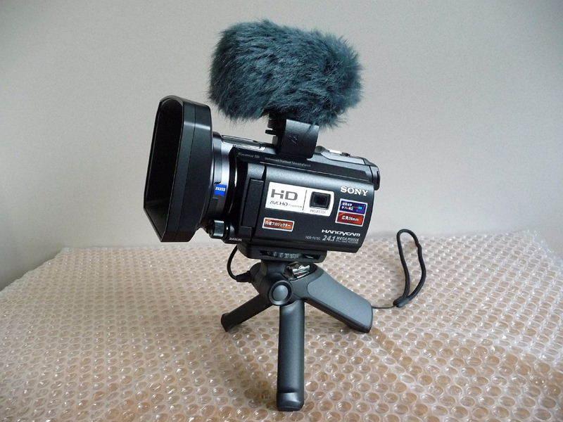 1円~美品 動作良好 SONY ビデオカメラ Handycam ナイトショット 内蔵メモリ96GB HDR-PJ760V ♪ 別売品あり 長時間バッテリー