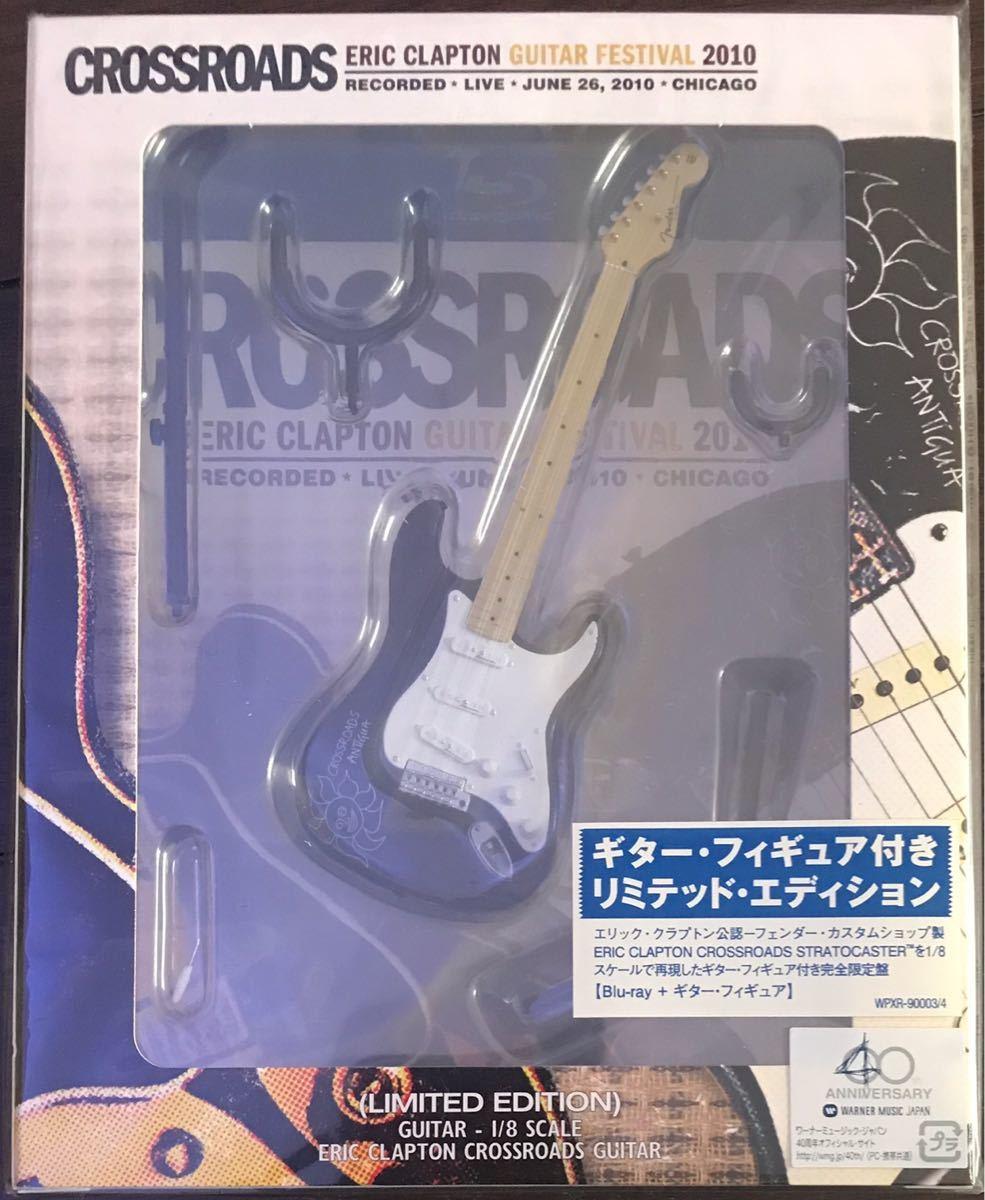 新品即決/送料無料 エリック・クラプトン クロスロード・ギター・フェスティヴァル 2010(フィギュア付きリミテッド・エディション)Blu-ray_画像2