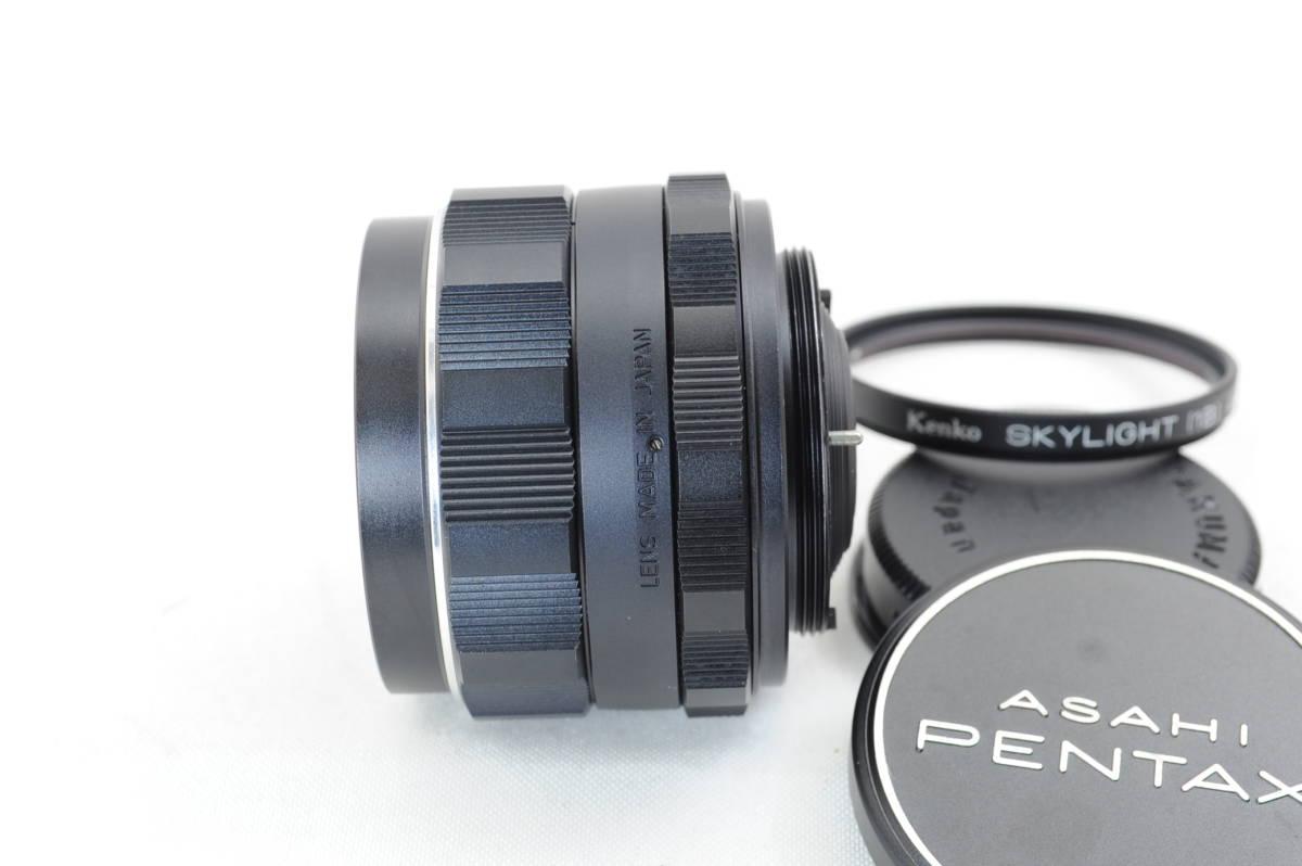 【ecoま】ペンタックス Super-Multi-Coated TAKUMAR 28mm F3.5 no.7867966 M42マウント 広角マニュアルレンズ_画像5