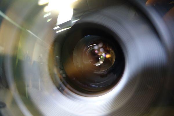 ジャンク品 CANON キャノン ULTRASONIC ウルトラソニック ズームレンズ EF φ77mm 100-400mm 1:4.5-5.6 IMAGE STABILIZER 望遠 AF G518_画像4