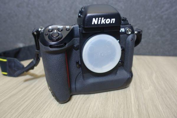 ジャンク品 Nikon ニコン F5 MF-27 ボディ 一眼 カメラ 本体のみ G525