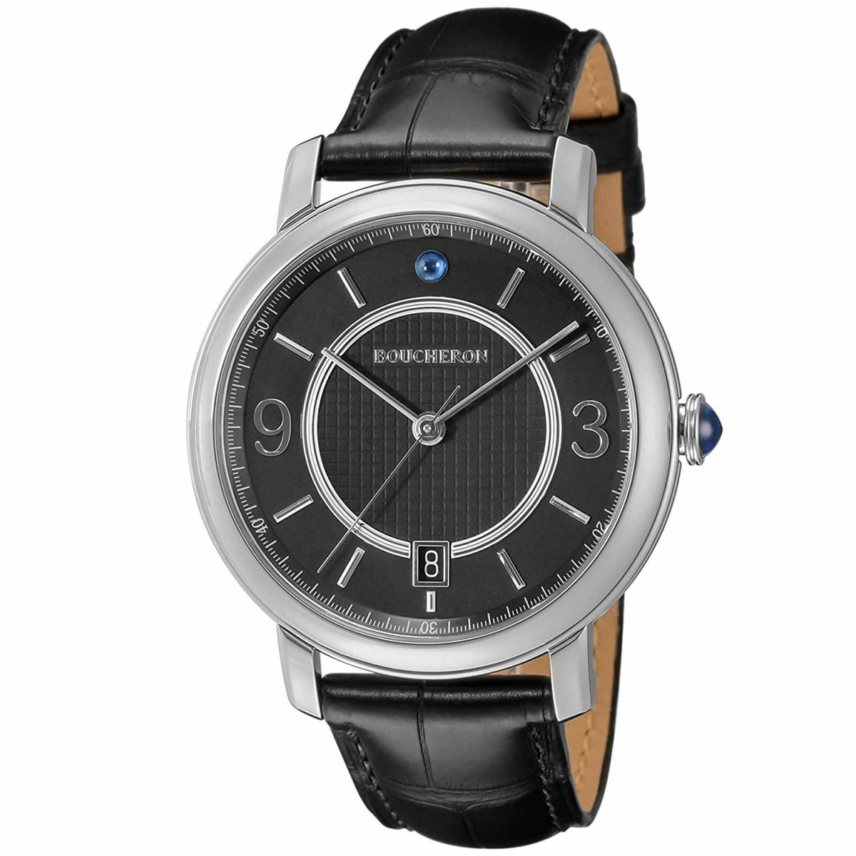 D-1★格安★【新品・訳あり】Boucheron(ブシュロン) 腕時計 エピュール WA021202 並行輸入品 シルバー