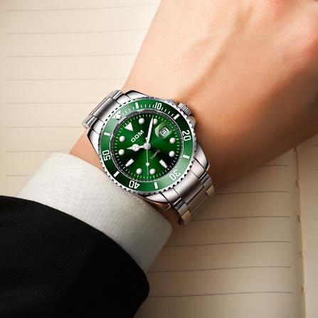 トップブランド DOM 高級メンズ腕時計 30m 防水日付時計男性スポーツ腕時計 男性用クォーツ腕時計レロジオ Masculino k-1429_画像2