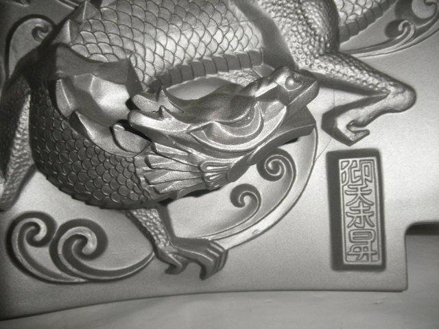 瓦 瓦の細工物 辰年 インテリア 和風インテリア 飾り物 お庭の添景物 アンティーク コレクション 雑貨  運気向上 干支の飾り物_画像4