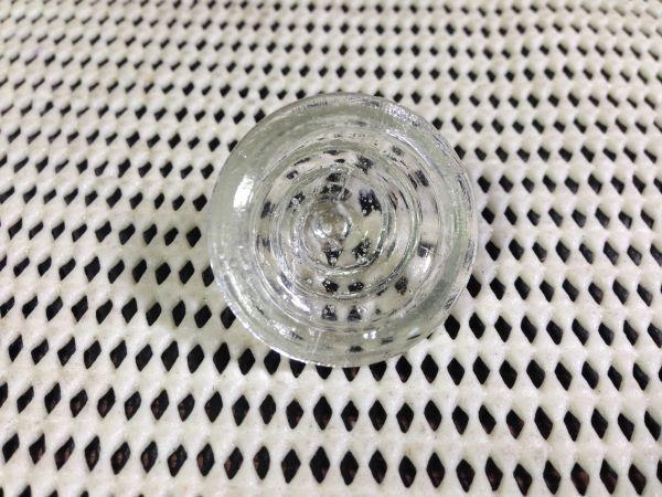 時代物 ペロペロ ベーゴマ ガラス製【E17】_画像2