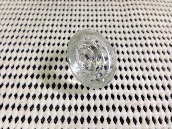 時代物 ペロペロ ベーゴマ ガラス製【E17】