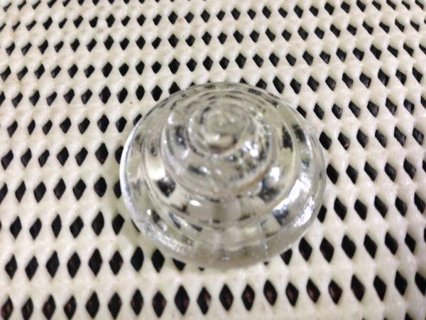 時代物 ペロペロ ベーゴマ ガラス製【E17】_画像3