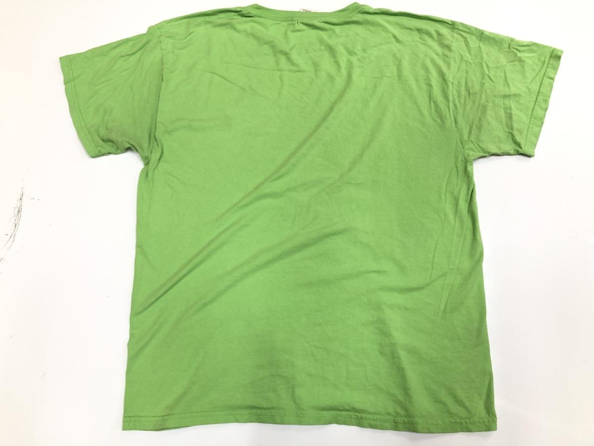 KENO Tシャツ アメリカ輸入品 USA古着卸 アメカジ サイズXL BIG オーバーサイズ Fruits of the loom フルーツオブザル―ム_画像3