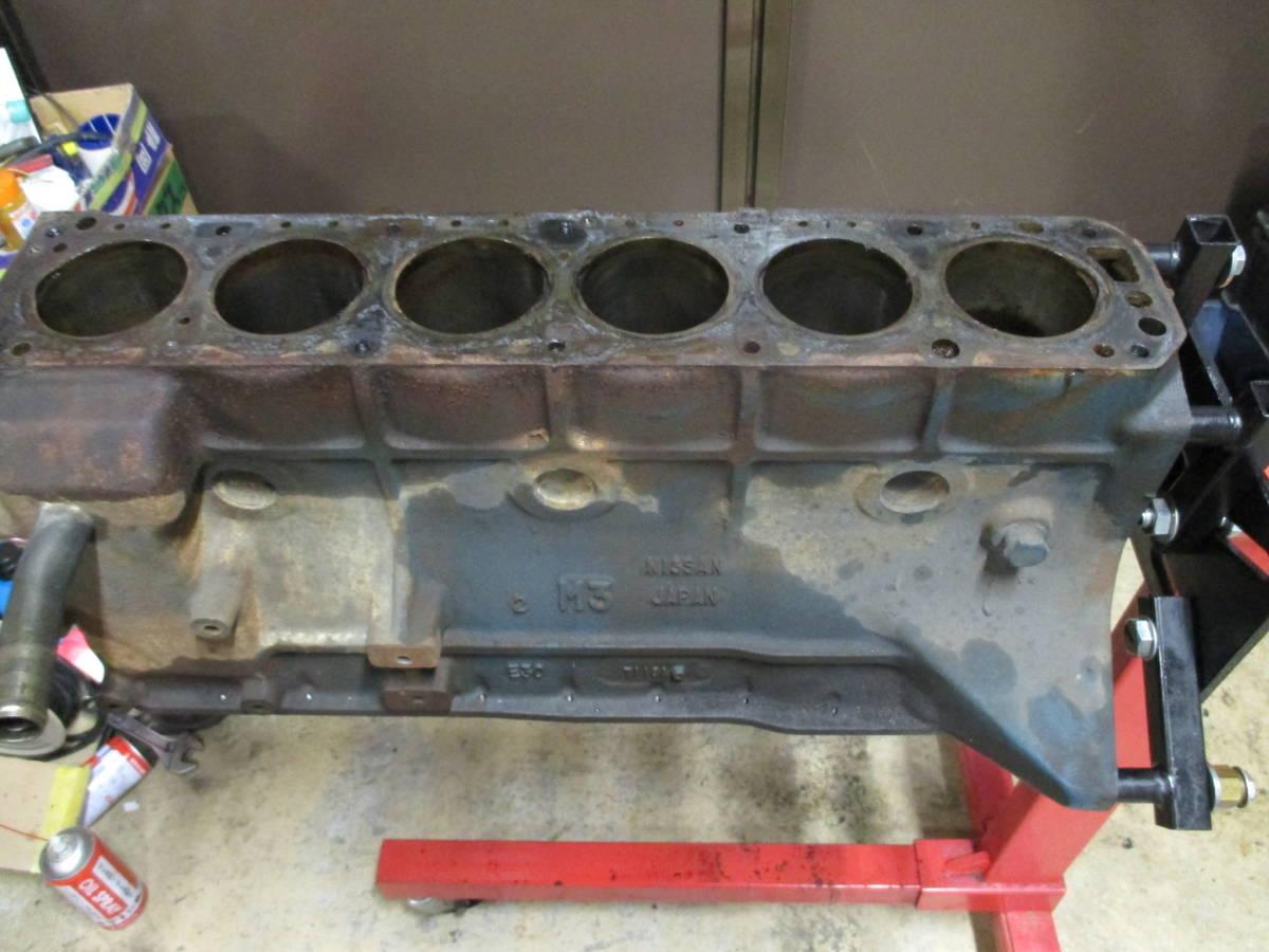 ジャンクL20エンジン