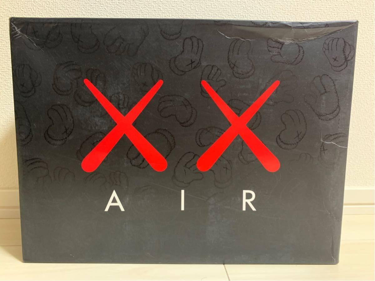 未使用 激レア NIKE AIR JORDAN4 KAWS BLACK ナイキ エアジョーダン4 カウズ ブラック us11 29cm 930155-001 カード 袋 箱付き_画像10
