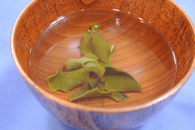 芽かぶ茶【送料込】(お試し100g)美味しい若芽茶そして健康海藻茶にも!美味しい若芽スープにも~_芽かぶ茶お試しパック~美味しい茶漬けに♪