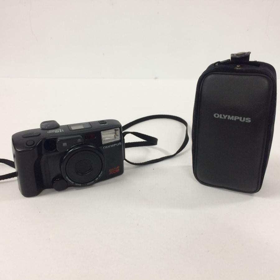 【現状渡し品】 OLYMPUS MULTI AF ZOOM 38-80mm フィルムカメラ コンパクトカメラ オリンパス 【94-191205-MS-12-TEI】_画像1